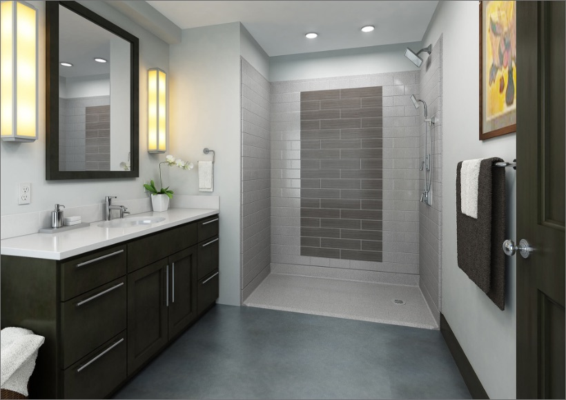 Bathroom remodel idaho