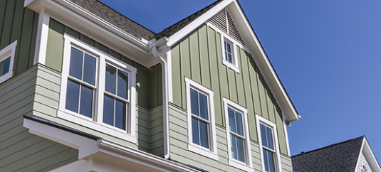 SIDING <span>Quality Products & Installation</span>